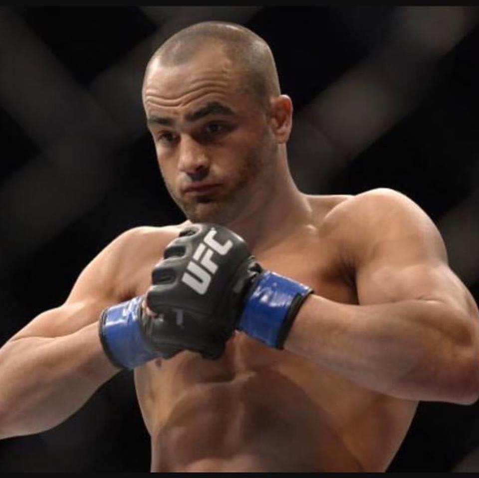 Moraes se prepara para luta