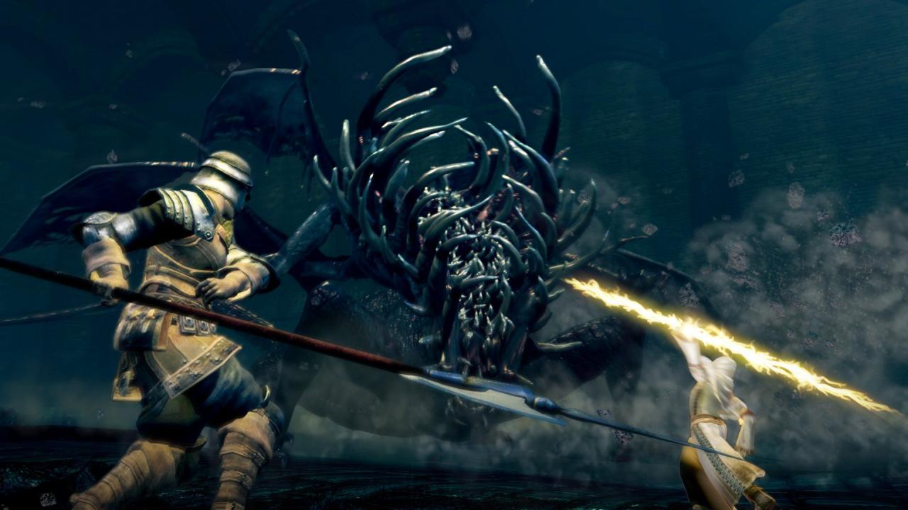 Série Dark Souls teve início em 2011.