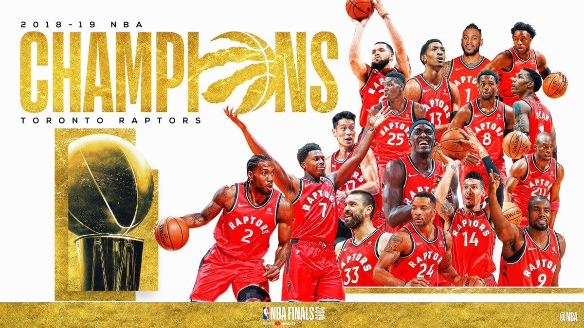 NBA Raptors Warriors