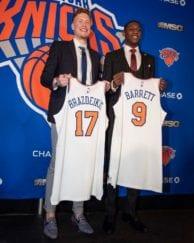 Knicks multados
