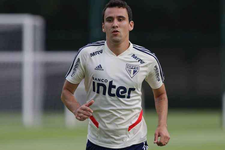 Pablo está de volta ao São Paulo no jogo contra o Vasco
