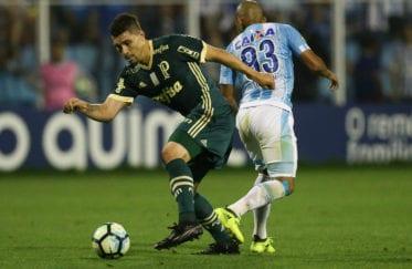Palmeiras x Avaí jogaram pela última vez em 2017