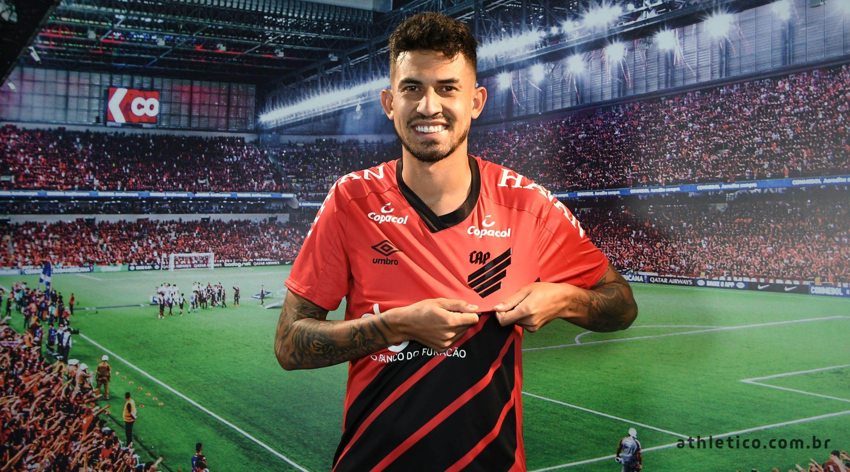 Zagueiro Pedro Henrique, do Corinthians, foi emprestado ao Athletico