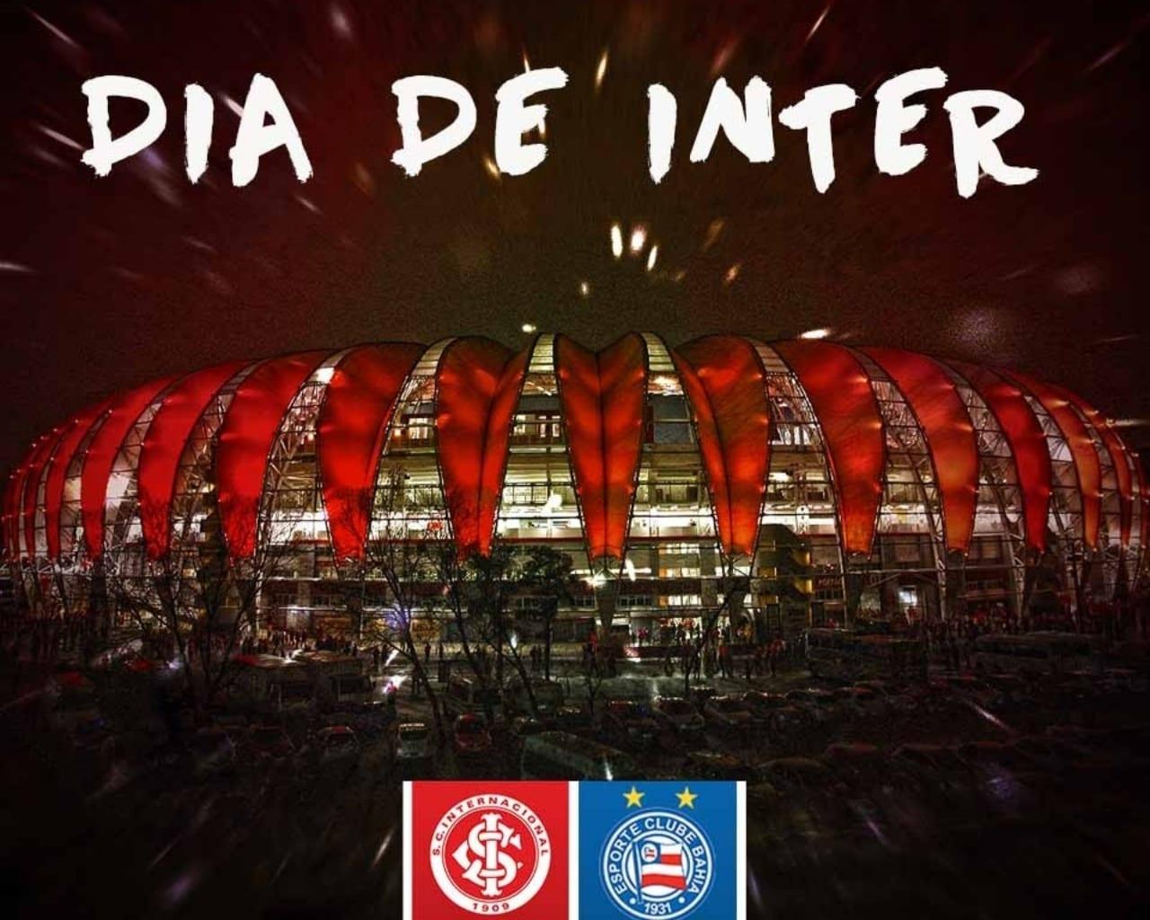 Internacional x Bahia