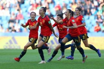 Pré-jogo China x Espanha Copa do Mundo Feminina