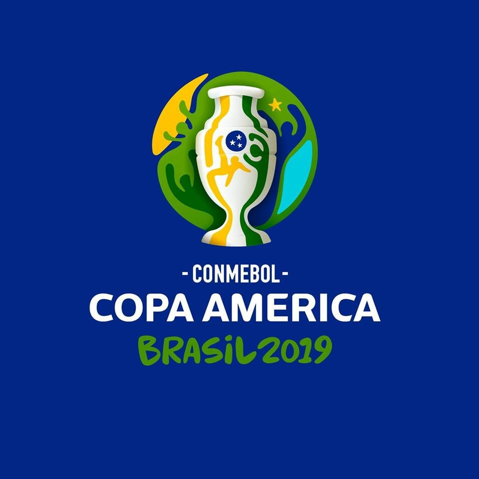 Logo oficial Copa América; quiz
