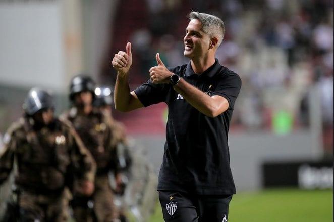 Atlético x Botafogo: copa sul-americana provável escalação do galo para as oitavas de final Independência