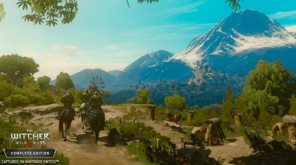 The Witcher 3 será totalmente em português.