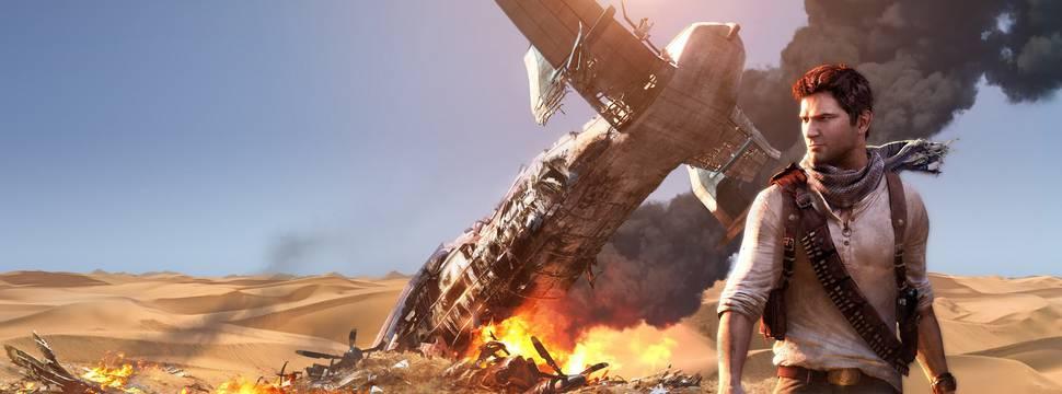 O papel deAntonio Banderas em Uncharted não foi revelado