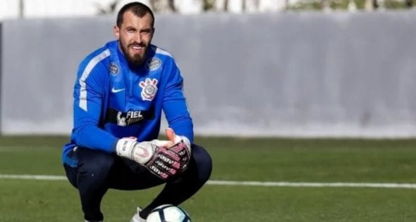 Walter no Corinthians