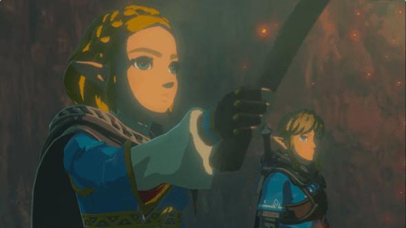 Nintendo anunciou sequência de Breath of the Wild.