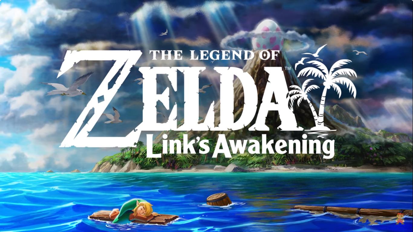 Veja a data de lançamento de Link's Awakening.