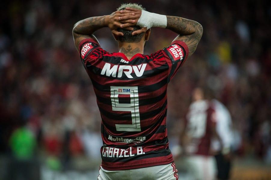 Gabigol não entrou em amistoso com Senagal, algo que enfureceu os torcedores do Flamengo.