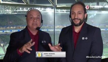 TNT líder TV paga Bahia x Santos