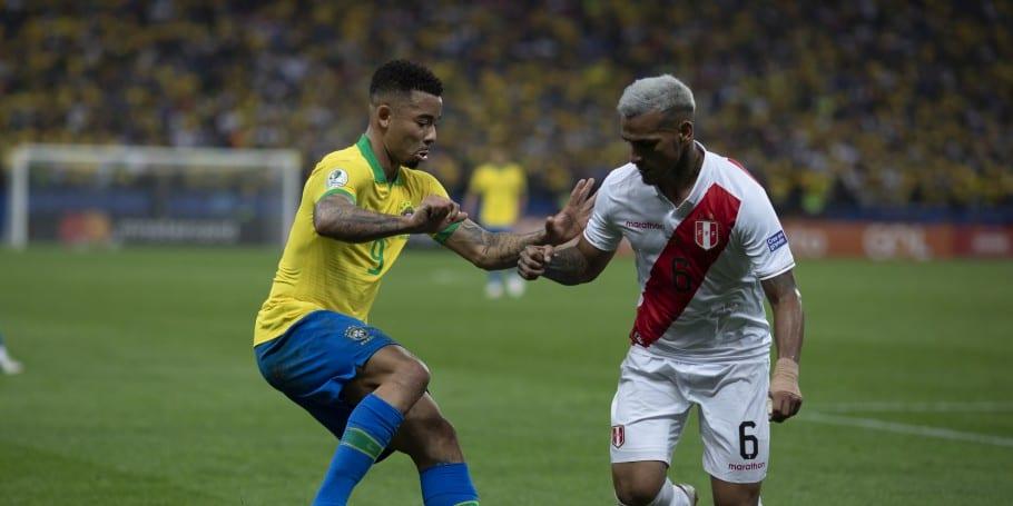 Brasil X Peru Saiba Como Assistir A Final Da Copa America Ao Vivo Na Tv