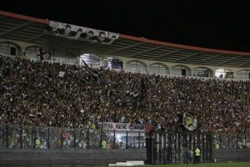 Vasco x Fluminense: número de ingressos vendidos