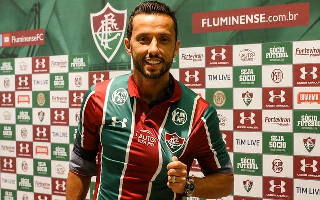Nenê, jogador do Fluminense