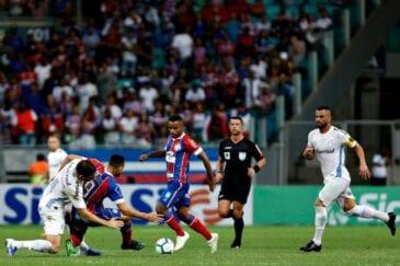 Bahia Roger Machado