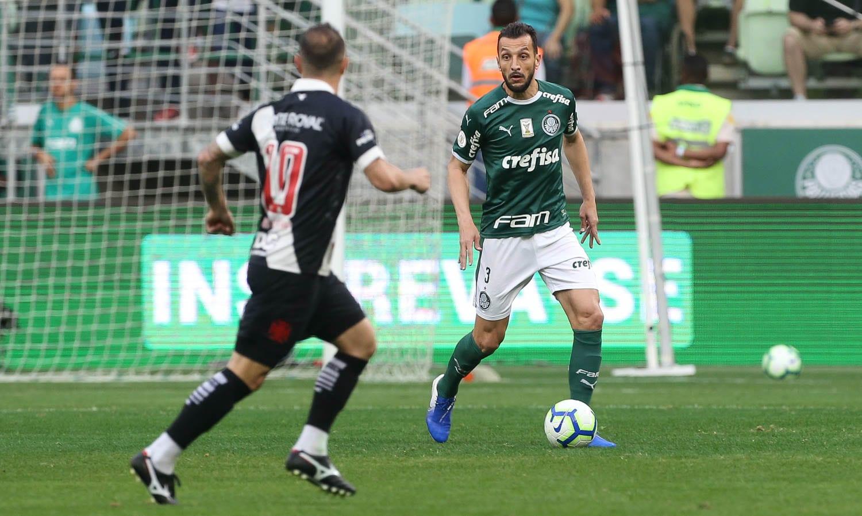 Edu Dracena, do Palmeiras