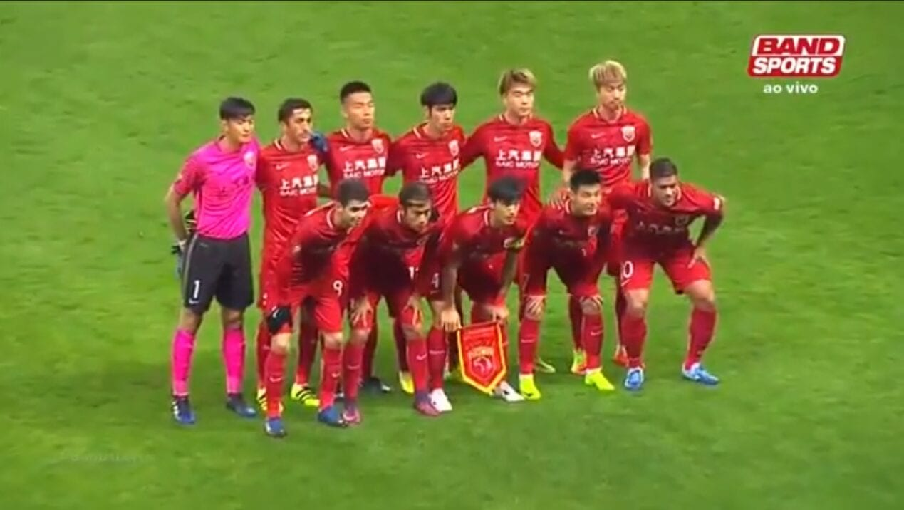 Semifinais da Copa da China já estão definidas.