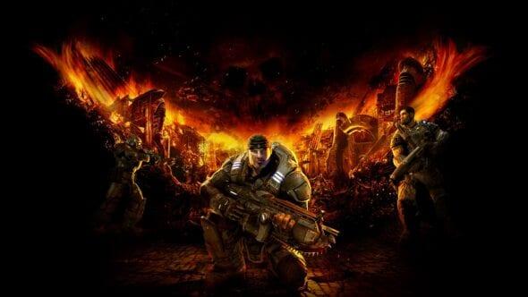 Microsoft Gear of Wars