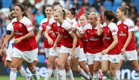Calendario Arsenal.Liga Inglesa Feminina Ja Divulgou O Calendario Da Temporada