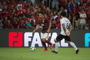 Willian Arão, volante do Flamengo