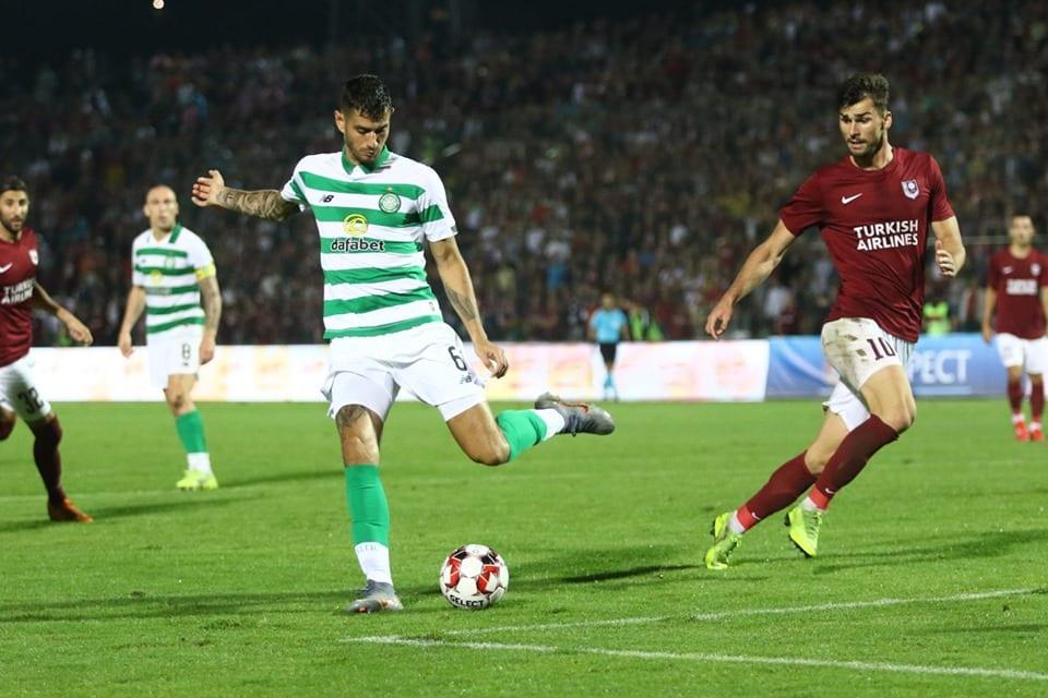 Celtic enfrenta o Sarajevo na fase preliminar da Champions League