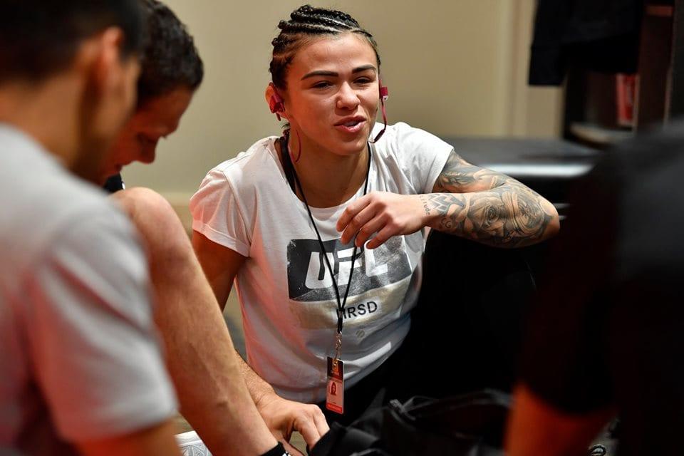 Claudia Gadelha UFC 239