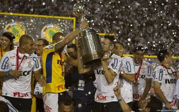 Números Do Corinthians Na Libertadores 2012 Relembre
