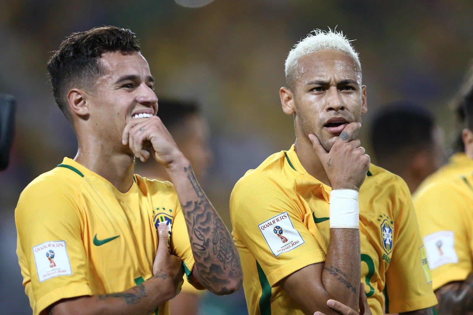 Coutinho pode ser a chave para Neymar voltar ao Barça.