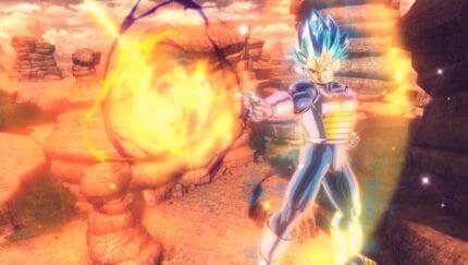 Dragon Ball Z: Kakarot permitirá jogar com o Vegeta a partirdo planeta Namekusei