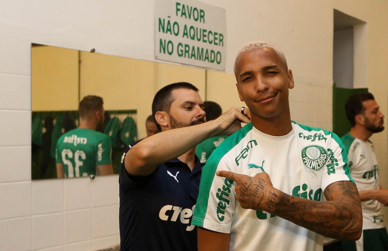 Deyverson, Palmeiras