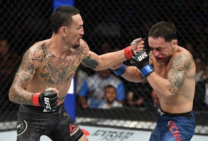 UFC 240: Max Holloway x Frankie Edgar