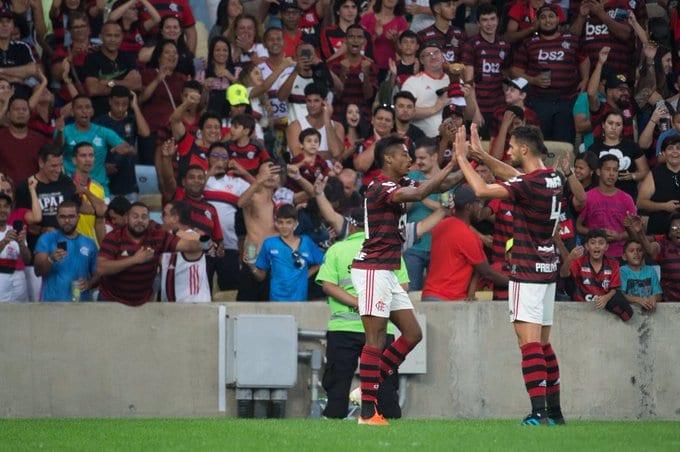 Veja A Tabela De Jogos Do Flamengo No Brasileirao Ate O Fim Do Primeiro Turno