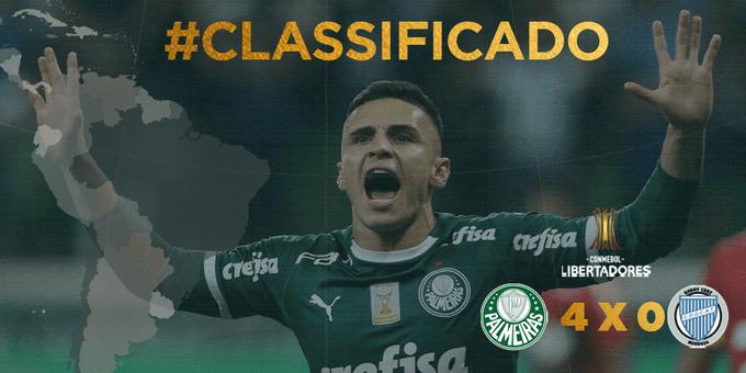Palmeiras x Godoy Cruz