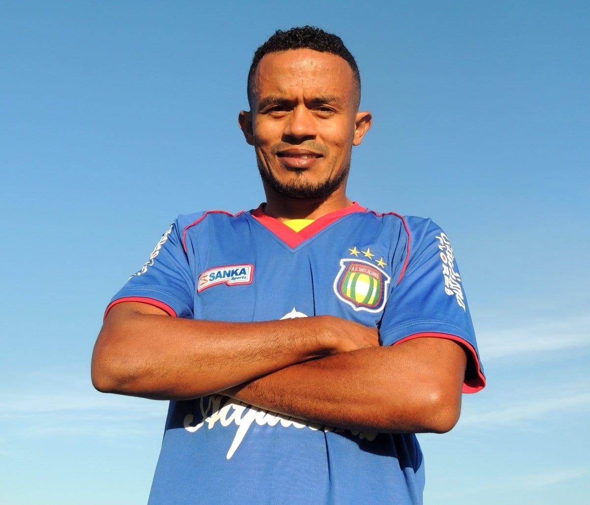Fabrício Cortinove, ex-São Paulo, novo reforço do São Caetano para a disputa da Copa Paulista de 2019.