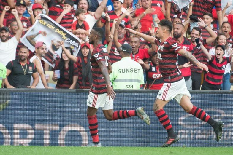 Flamengo busca os três pontos contra o Atlético-MG