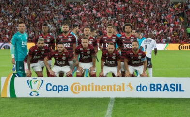Flamengo na Copa do Brasil