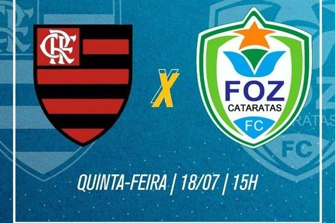 Flamengo x Foz Cataratas