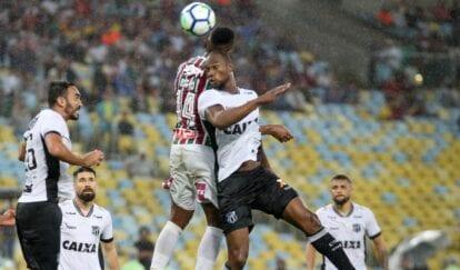 Fluminense x Ceará em 2018