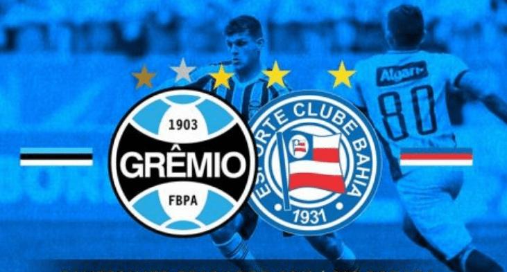 Grêmio x Bahia ao vivo