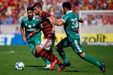 Arrascaeta, do Flamengo, bateu recorde no Cartola FC