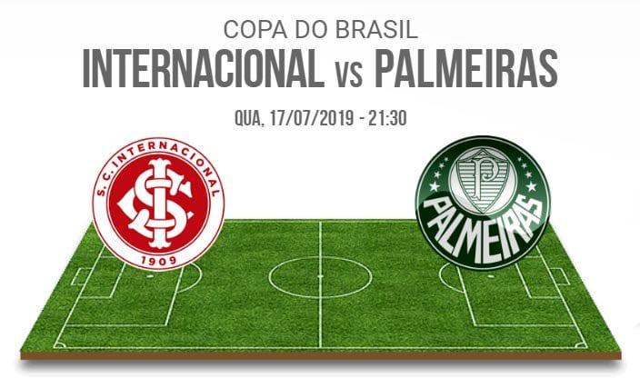 Inter x Palmeiras