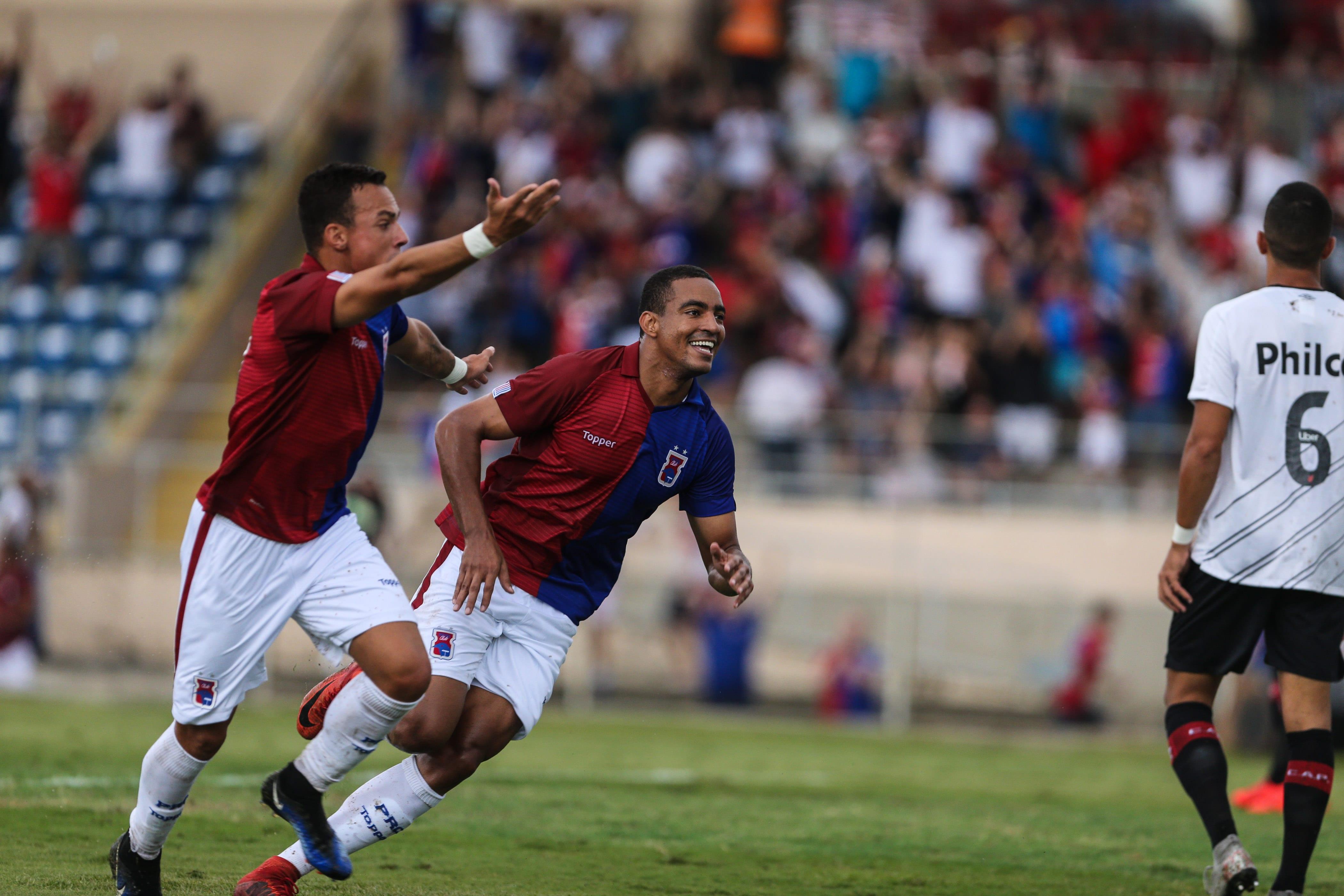 Jenison, artilheiro do Paraná, quer surpreender o brasil de pelotas