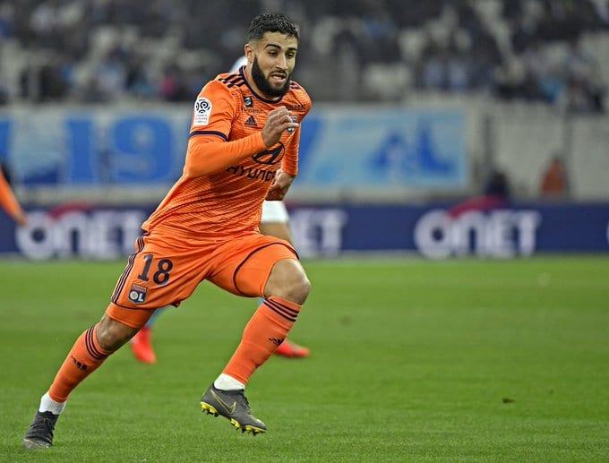 Juninho Pernambucano saída Fekir Lyon