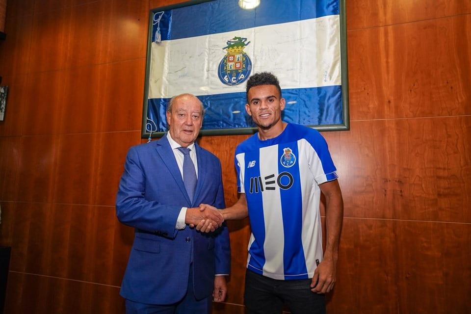 Luis Díaz, Porto