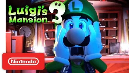 Luigi's Mansion 3 estava sem data de lançamento.