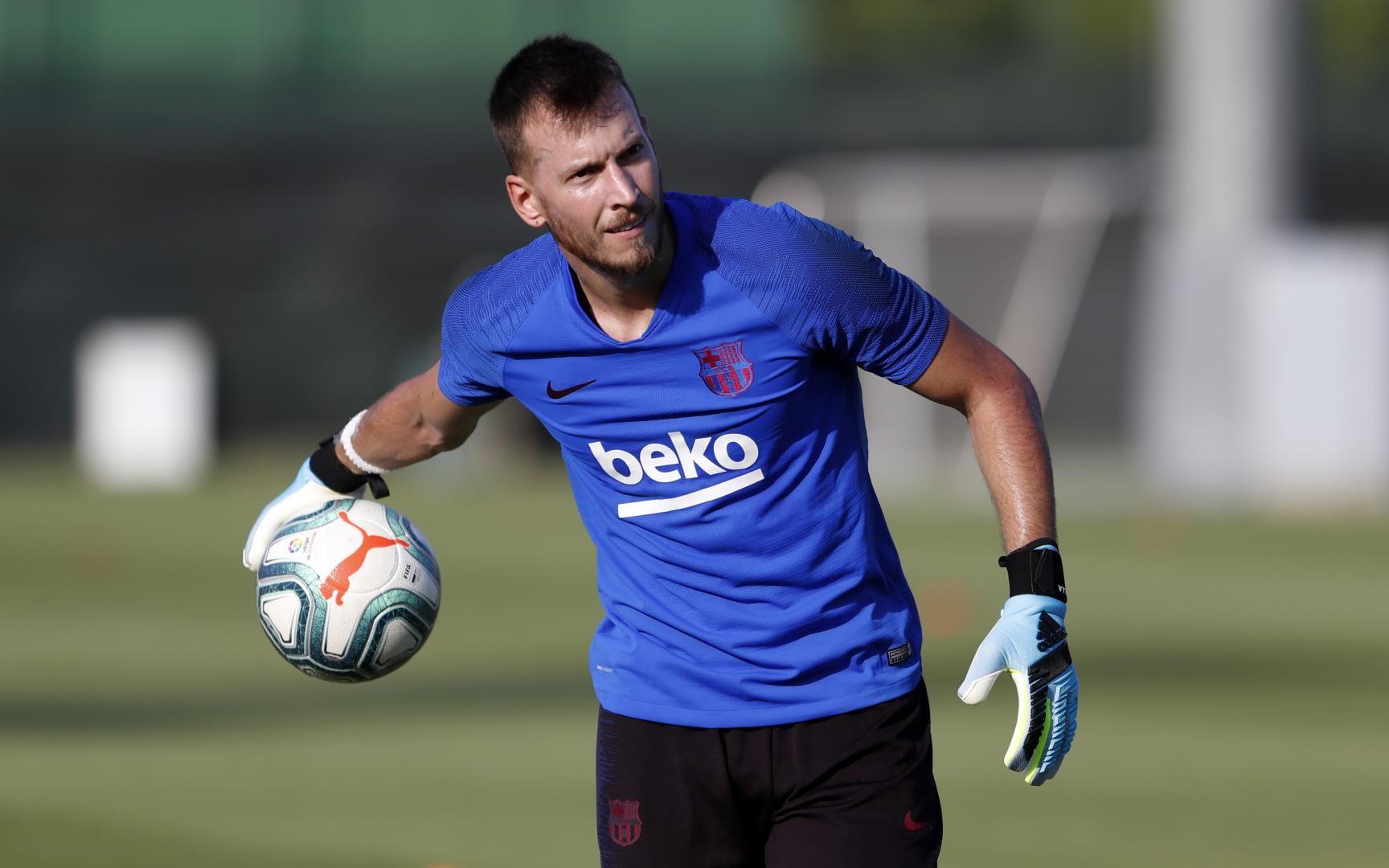 Neto Barcelona confiança mercado da bola