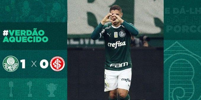 Palmeiras x Inter Copa do Brasil